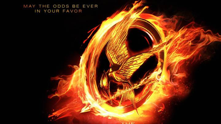 The Hunger Games – Movie Cover Poster
